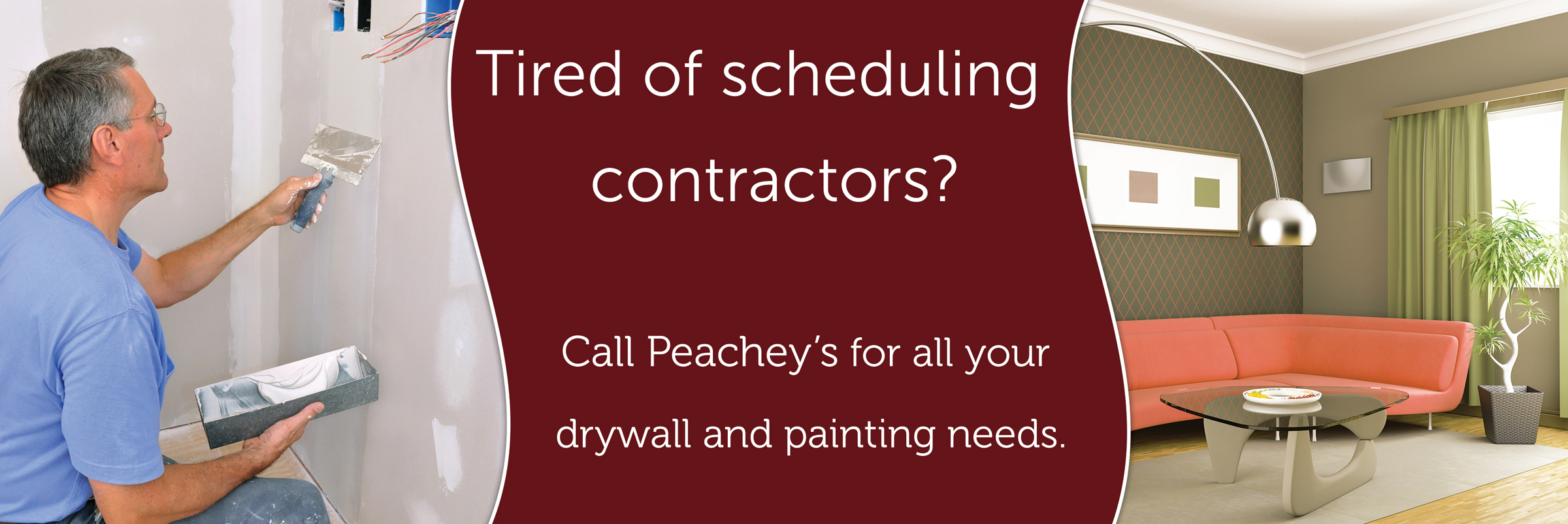 peachey's drywall and paint services