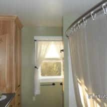 High quality finished drywall job and freshly painted by Peachey's Drywall and Painting